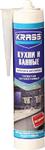 Krass Кухни и Ванные герметик для высокой влажности водостойкий