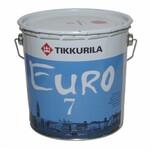 Тиккурила Евро 7 Краска интерьерная моющаяся 2,7л