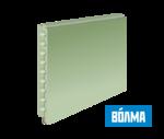 Пазогребневые плиты (ПГП) ВОЛМА (пустотелые) влагостойкие 667х500х80 мм 22 кг