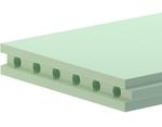 Гипсовые пазогребневые плиты влагостойкие (пустотелые) AKSOLIT 667х500х80 мм 19 кг