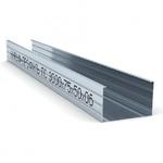 Профиль стоечный Кнауф (ПС) 75х50х0,6 - 3м