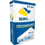 Клей плиточный BERG ПК 9 (25 кг)