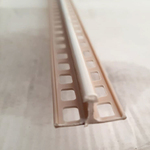 Рейка выравнивающая ПВХ ( штукатурный маяк) 10 мм